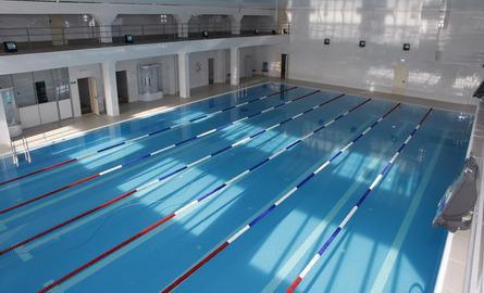 Недорогой бассейн в Казани