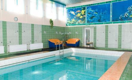 Недорогие сауны с бассейном в Казани
